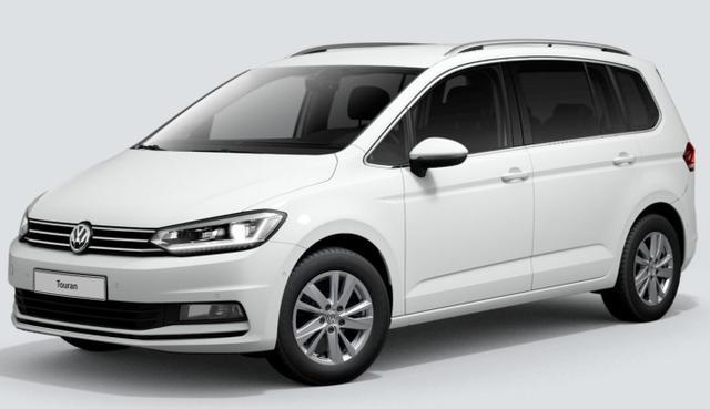 Volkswagen Touran - 1.5 TSI 150 HL LED Nav ErgoA Keyl Kam ACC