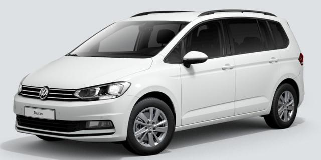 Volkswagen Touran - 1.5 TSI 150 DSG CL Nav ACC SHZ PDC Klima
