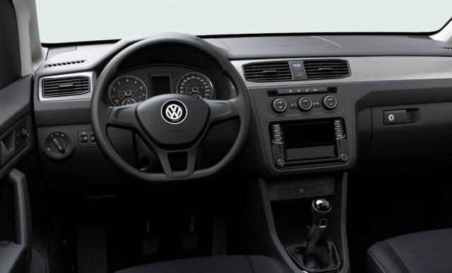 Volkswagen Caddy - 1.4 TSI 125 Nav PDC Klimaaut KomfortS Temp