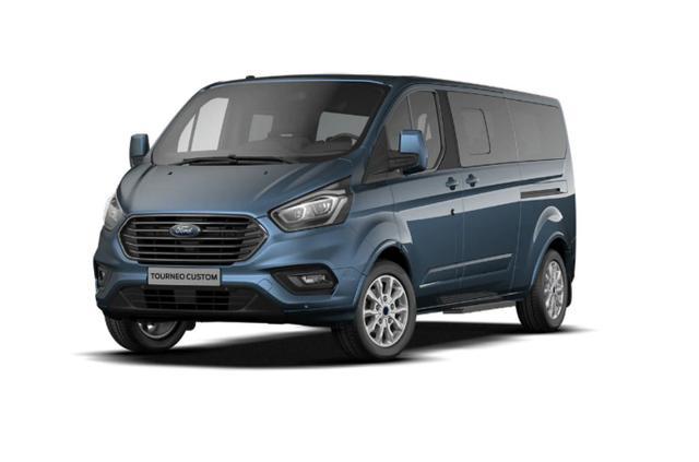 Ford Tourneo - Custom 2.0 TDCi 185 310 L2 Xenon Leder