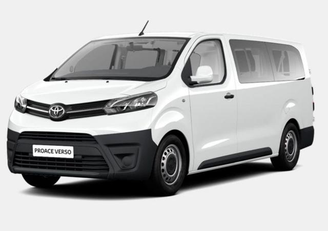 Toyota Proace - Verso 1.5 120 L2 Shuttle 9-S Radio Temp