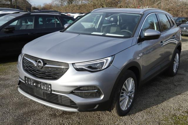 Opel Grandland X - 1.2 130 Aut Inno Navi LED 18Z SHZ