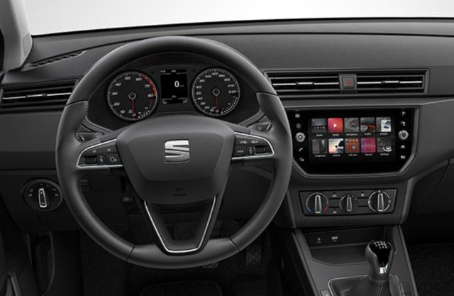 Seat Ibiza 1.0 EcoTSI 95 Style SHZ PDC 15Z Klima Temp