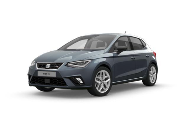 Seat Ibiza - 1.0 TSI 115FR LED PDC SHZ DAB PRIVACY TEMP