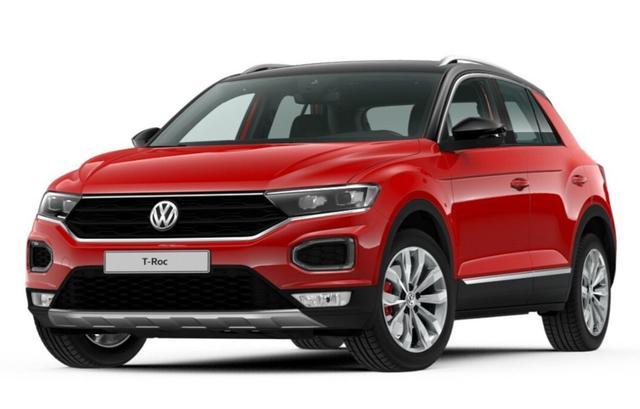 Volkswagen T-Roc - 2.0 TSI DSG 4M Sport BiCol Sportp. LED AID