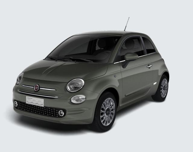 "Lagerfahrzeug Fiat 500 - 1.2 Lounge vollNav NSW 15"" KomfortPaket"