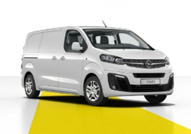 Opel Vivaro - 1.5 D M Enjoy 120 PDC Klima Temp. NSW
