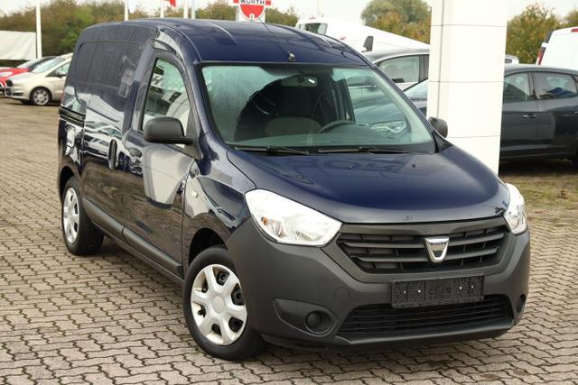 Gebrauchtfahrzeug Dacia Dokker - Express 1.6 MPI/LPG 85 Ambiance Nav TFL
