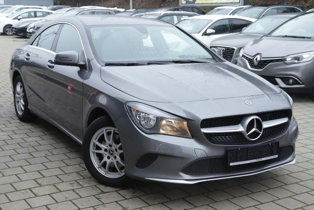 Mercedes-Benz A-Klasse - CLA 200 d 7G-DCT 4Matic Nav Teilleder Kam Keyles