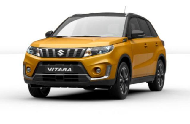 Suzuki Vitara - 1.4 140 Aut BiColor Kam SHZ 17Z Temp S&S
