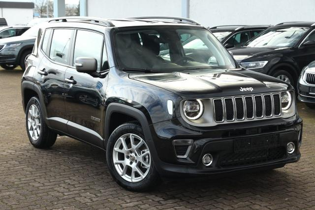 Jeep Renegade - Lim 150 Aut. LED Nav&Beats PDC vo/hi