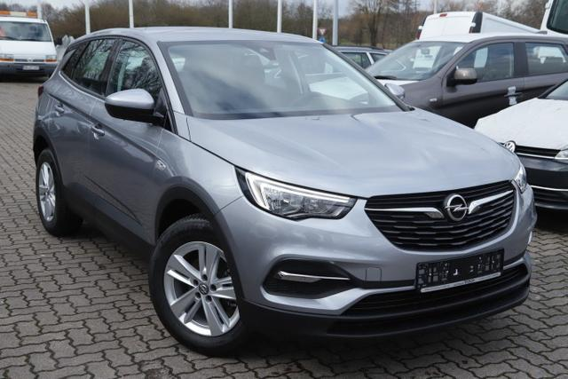 Opel Grandland X - 1.2 Turbo 130 Enjoy SHZ PDC 17Z