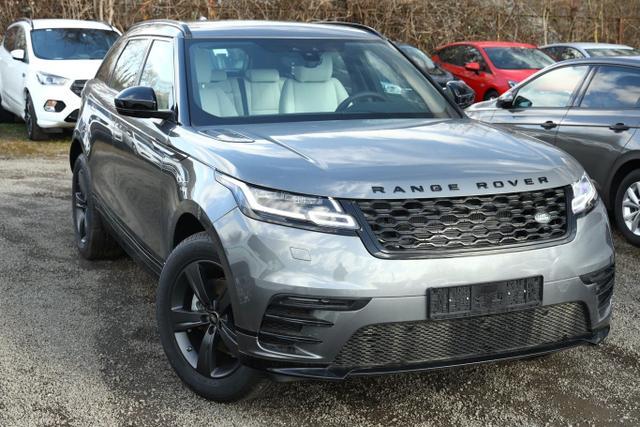 Land Rover Range Rover - Velar 2.0 D240 R-Dynamic S Black SD