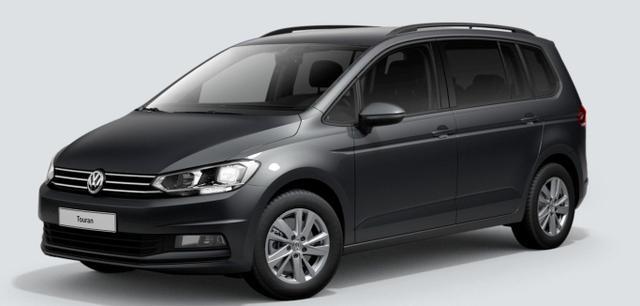 Volkswagen Touran - 1.5 TSI 150 CL Nav ACC PDC Klimaaut PrivG