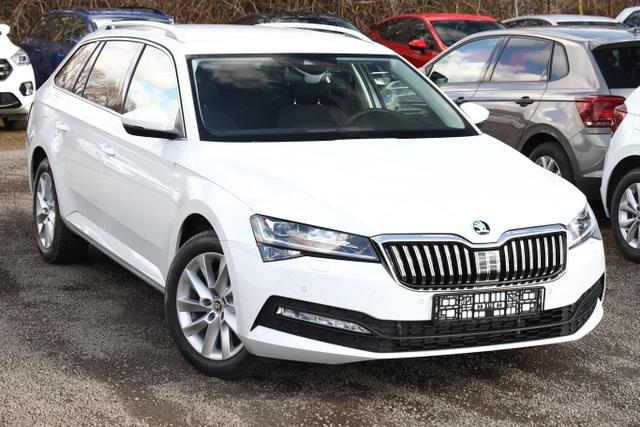 Skoda Superb Combi - 1.5 TSI 150 DSG Amb LED Nav SunSet