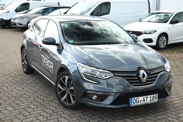 Renault Mégane - Megane IV 1.3 TCe 160 BOSE NavP SafetyP CityP