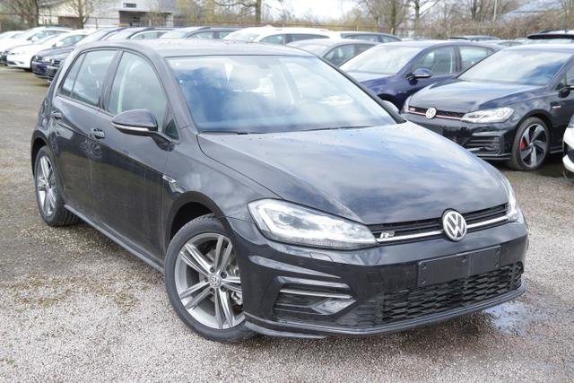 Volkswagen Golf - 1.5 TSI 150 R-Line Nav LED ErgoSi ACC 17Seb