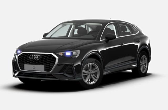 Audi Q3 - Sportback 35 TFSI 150 Nav+VirtCo+Key Kam Lane