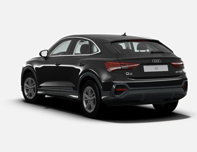 Audi Q3 Sportback 35 TFSI 150 Nav+VirtCo+Key Kam Lane