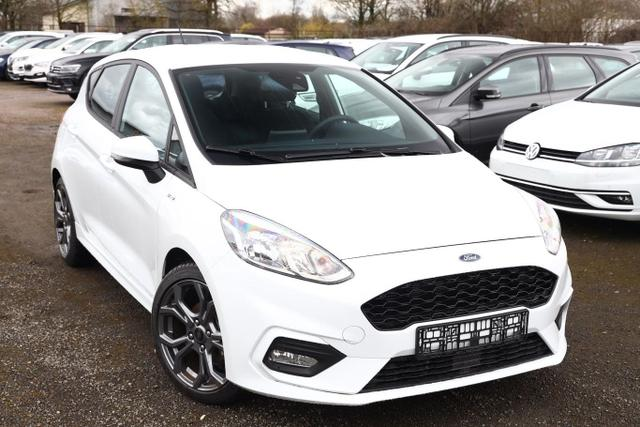 Ford Fiesta - 1.0 Ecoboost 125 ST-Line 17Z PDC LaneAss