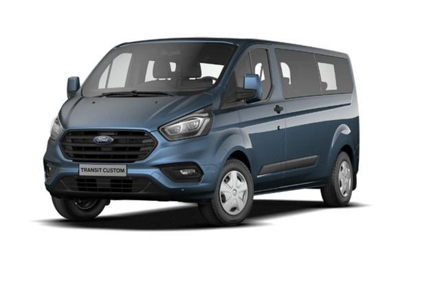 Ford Tourneo - Custom Transit 2.0 TDCi 170 Aut 320L2 9S
