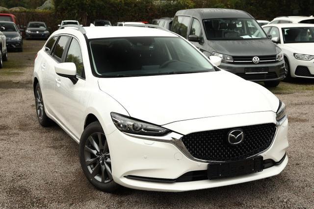 Mazda Mazda6 4-Türer      6 Kombi 2.0 145 Aut. LED Nav HUD PDC vo/hi ACC