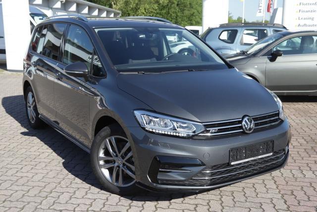 Volkswagen Touran - 2.0 TDI 150 R-Line Nav LED 7-S PDC SHZ