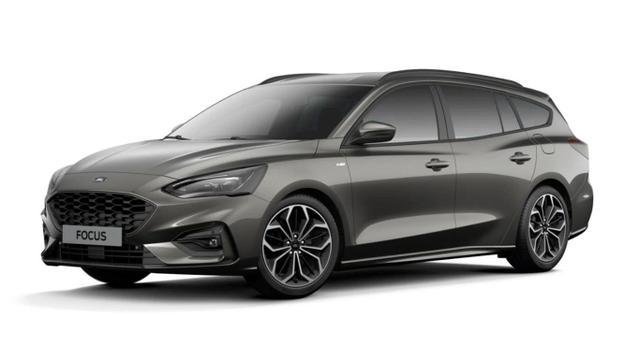 Ford Focus Turnier - SW 1.5 EB 150 ST Line LED Nav 18Z SHZ Priv