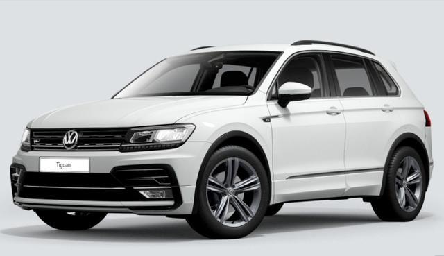 Volkswagen Tiguan - 2.0 TDI 150 DSG R-Line LED Nav ACC SHZ