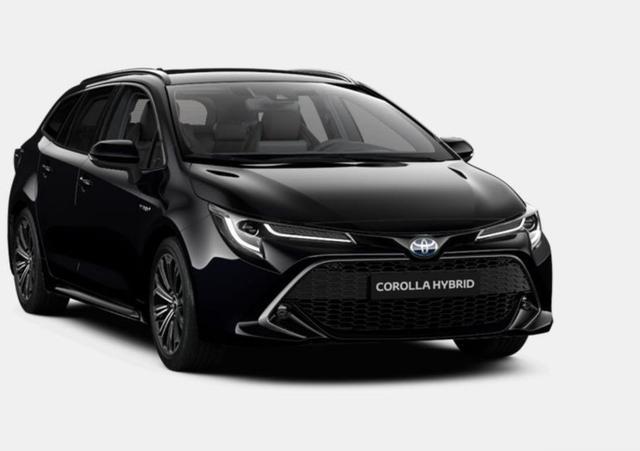 Toyota Corolla Touring Sports - TS 1.8 Hybrid 122 Nav BI-LED Keyl PDC