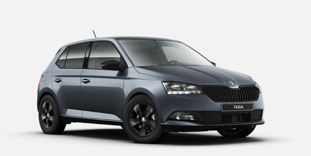 Skoda Fabia - 1.0 TSI 110 BlackEdit Nav SmLi+ SHZ SunSet