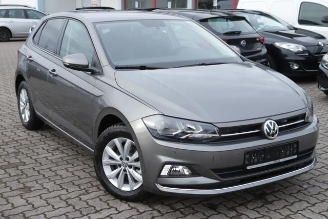 Volkswagen Polo - 1.0 TSI 116 HL Nav ACC PDC Pr.Glas LM15Z BT