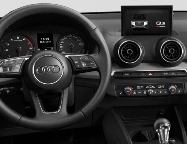 Audi Q2 35 TFSI 150 S-tronic LED SmfI AdvKey PDC SHZ