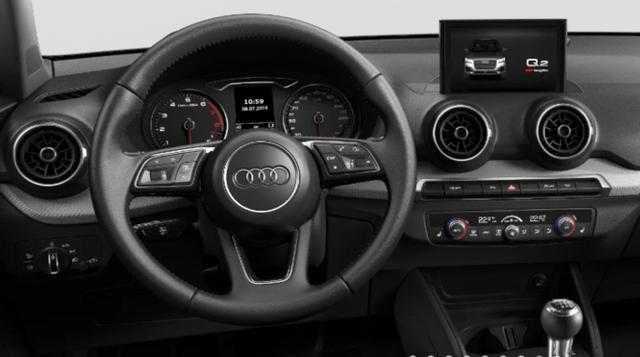 Audi Q2 35 TFSI 150 Nav LED AdvKey PDC SHZ Temp 16Z