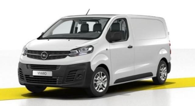 Opel Vivaro - 1.5D L2H1 Enjoy 120 Klima PDC DAB NSW 16Z