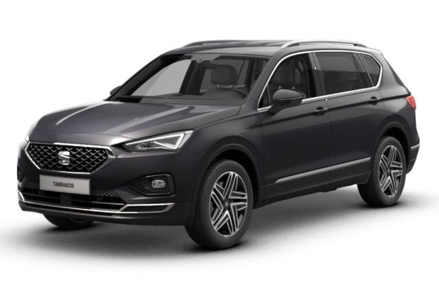 Seat Tarraco - 2.0 TSI 190 DSG 4WD XC LED Nav ACC KAM