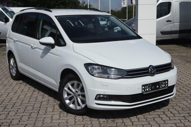 Volkswagen Touran - 1.5 TSI 150 CL Nav ACC SHZ PDC Klimaaut