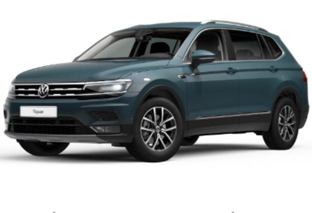 Volkswagen Tiguan Allspace - 1.5 TSI DSG CL LED Nav Keyl Park