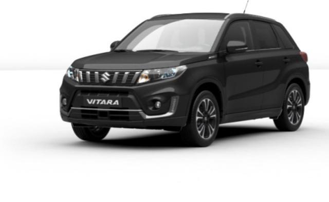 Suzuki Vitara - 1.4 Comfort 140 Aut 4x4 LED Nav Leder 17Z