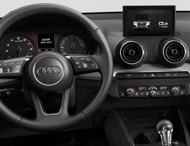 Audi Q2 35 TFSI 150 S-tronic Nav LED AdvKey PDC SHZ