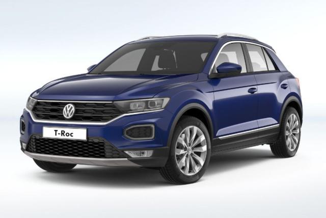 Volkswagen T-Roc - 2.0 TSI DSG 4M Sport LED Nav AID SHZ DAB