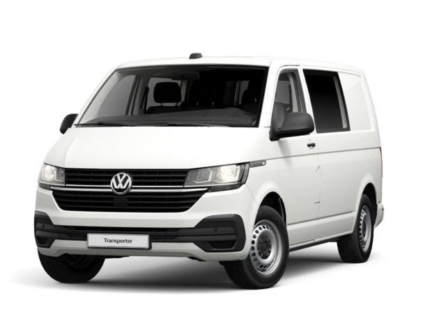 Volkswagen T6 Kastenwagen - Kasten PLUS 2.0 TDI L2H1 AppC Tempom 6-S T6.1