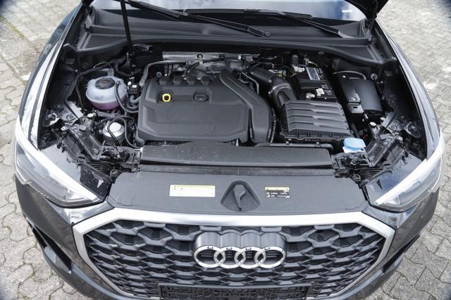 Audi Q3 Sportback 35 TFSI 150 LED Nav+VirtCo+Keyl PDC