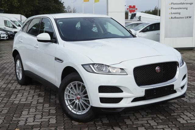 Jaguar F-Pace - E-Performance Pure 163 Nav 18Z Kam