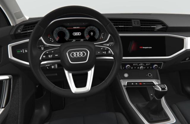 Audi Q3 35 TFSI 150 LED Nav+ VirtCo+ KomfKey Kam SHZ