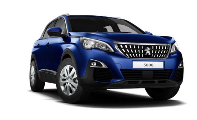 Peugeot 3008 - 1.2 PT 130 Active Dachrel. SHZ KID 17Z Temp