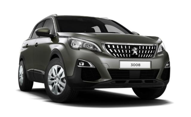 Peugeot 3008 - 1.2 PT 130 Active Dachrel. SHZ KID 17Z Temp
