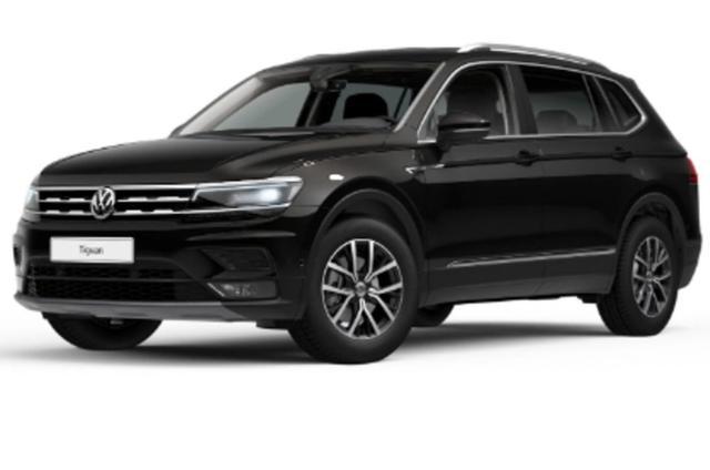 Volkswagen Tiguan Allspace - 1.5 TSI DSG CL 7S LED Nav Keyl