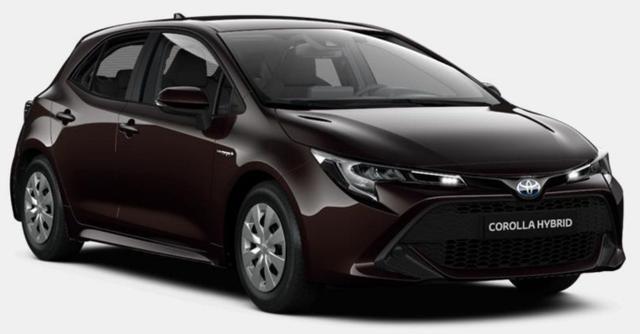 Toyota Corolla - HB 1.8 Hybrid 122 Aut LED ACC PrivGl