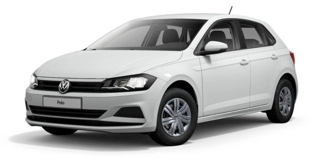 Volkswagen Polo - 1.0 TSI 80 LED Klima BTH FrontA